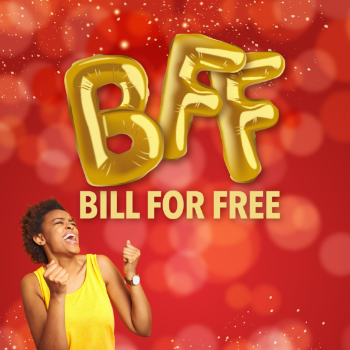 bill for free holiday promo